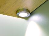 Surface mounted or recessed LED light